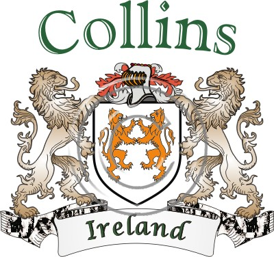 Collins Coat Of Arms Name History