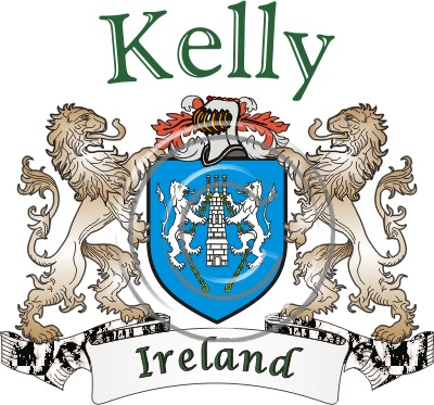 Kelly Name History Coat Of Arms
