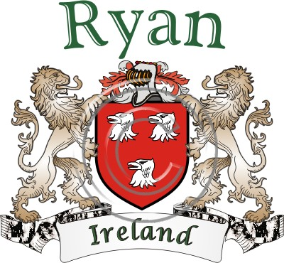 Help Desk Name Histories Coat Of Arms Ryan Name History The