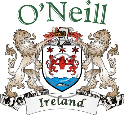 o neill coat of arms and family name