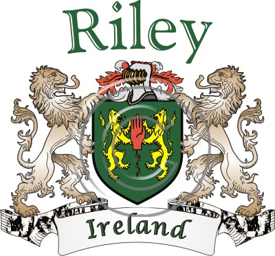 Help Desk Name Histories Coat Of Arms Riley Name History The