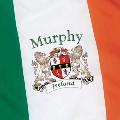 Select Gifts Mccartan Ireland Heraldry Crest Sterling Silver Cufflinks Engraved Box